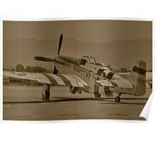P-51D Poster