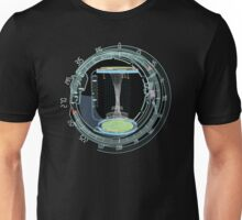 Simulation of the Breach (Black) Unisex T-Shirt