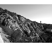 Black And White Landscape 20 Photographic Print