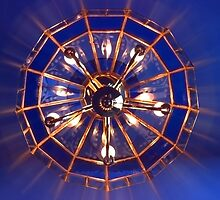 Chandelier (from Underneath w/ Zoom Effect) by SteveOhlsen