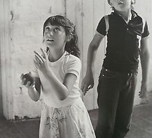 the Juggler and the Skater! by Roz McQuillan