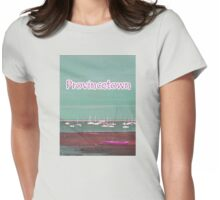 Provincetown Tee Womens Fitted T-Shirt