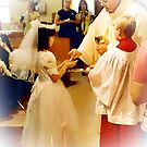 First Holy Communion by Tracy DeVore