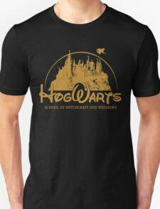 Hogwarts School Witchcraft Wizardry T-Shirt