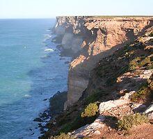 Great Australian Bight by Corrie Wharton