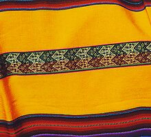 Native Blanket by June Tapia