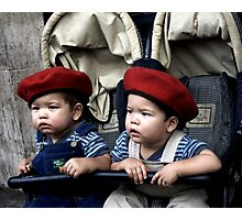 The Bolivarian Youth Photographic Print