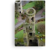 Blarney Castle Tower, Ireland Canvas Print