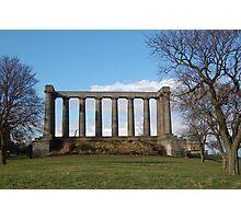 Scotland Ruin Photographic Print