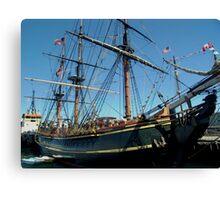 H.M.S.Bounty,Halifax Canvas Print