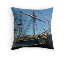 H.M.S.Bounty,Halifax Throw Pillow