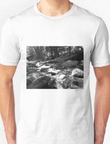 Black And White Landscape 25  Unisex T-Shirt