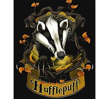 Hufflepuff by Beastly