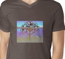 Tree of Life Tee Mens V-Neck T-Shirt