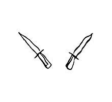 Twin Daggers by makkart