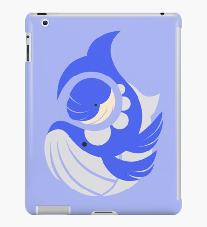 Giants of the Deep -  Wailmer & Wailord iPad Case/Skin