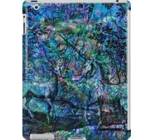 "Alchemical Secrets - ""The Stag And The Unicorn"" iPad Case/Skin"
