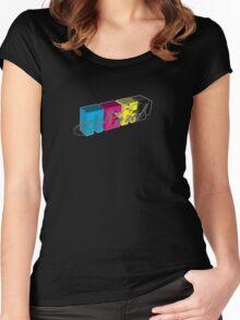 Nerd pride Women's Fitted Scoop T-Shirt