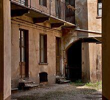 Italian Corner by MaluC