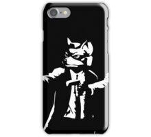 Pulp Fox-tion iPhone Case/Skin