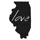 Love Illinois by surgedesigns