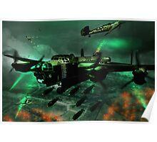 Lancaster Assault Poster