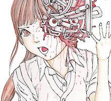 Shintaro Kago by GUUN O)))