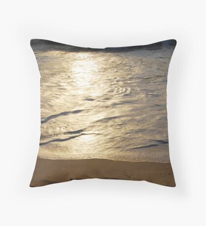silver moment  Throw Pillow