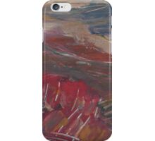 RED BEACH(C2012) iPhone Case/Skin