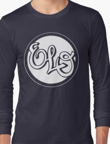 E.L.O. WHITE Long Sleeve T-Shirt