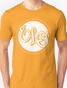 E.L.O. WHITE Unisex T-Shirt