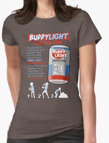 Shotgun Beer Womens Fitted T-Shirt
