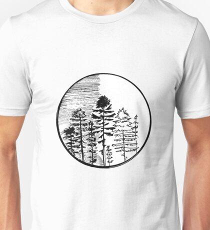 California Sunset. Unisex T-Shirt