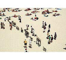 Tamarama Herd Photographic Print