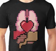 8-bit Organs Unisex T-Shirt