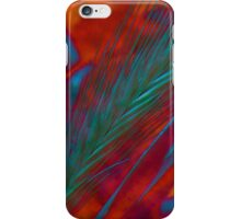 green grass abstract (117) 4/30/15 iPhone Case/Skin