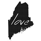 Love Maine by surgedesigns