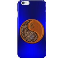 Capricorn & Ox Yin Wood iPhone Case/Skin