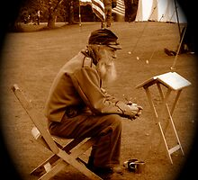 Union Veteran by fenster