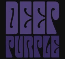 DEEP PURPLE by mightylesbinaut