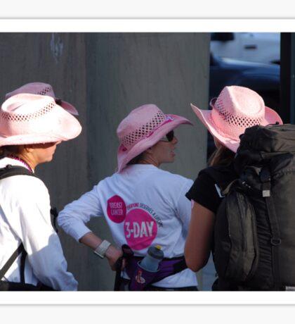 Breast cancer, everyone deserves a lifetime < Sticker
