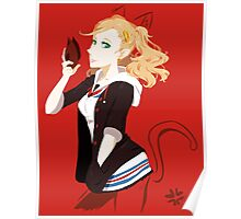 Kitty Anne Poster