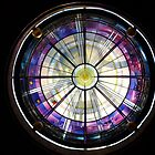 Rainbow Dome of Santa Maria degli Angeli by HELUA