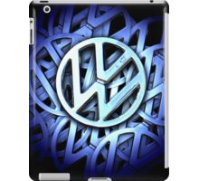 Shiny Volkswagen Badge iPad Case/Skin