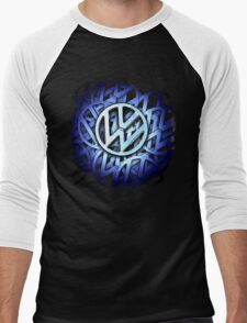 Shiny Volkswagen Badge © Men's Baseball ¾ T-Shirt