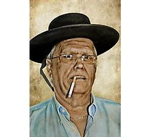 Bandito? Gringo? Photographic Print