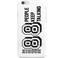 Hoodie - 88 iPhone Case/Skin