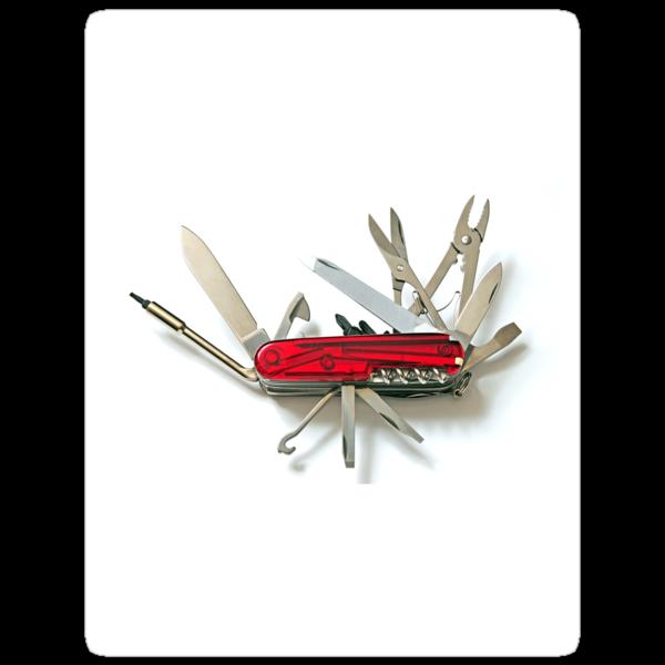 Multipurpose knife by AravindTeki