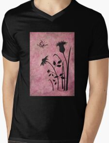 Feminine Mystique Mens V-Neck T-Shirt
