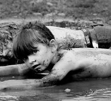 kids n mud by TimV